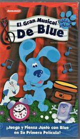 Las pistas de Blue: El gran musical de Blue