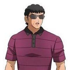 Makoto Kitazume en <a href=