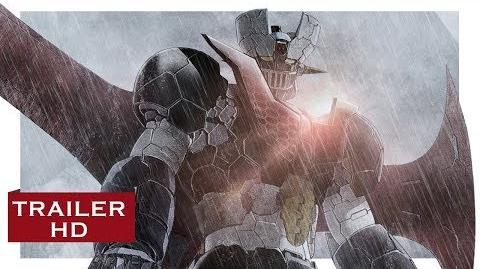Mazinger Z Infinity Trailer Oficial Doblado
