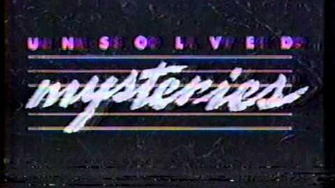 Misterios sin resolver (1989) - Doblaje angelino