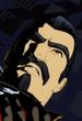 Sergei Kravinoff de El hombre araña La serie Episodio Juegos Mentales, Segunda Parte