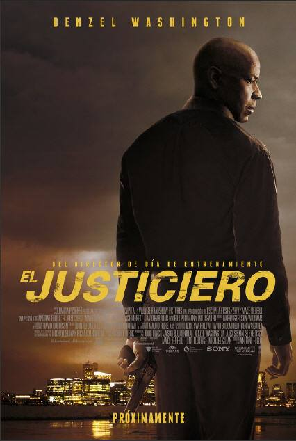 El Justiciero [2014] [1080p BRrip] [Latino-Inglés] [GoogleDrive]