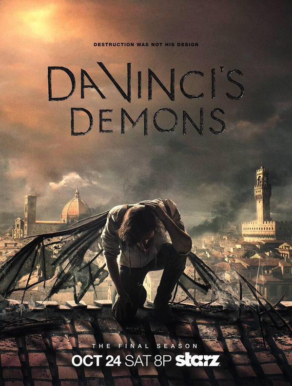 Da Vincis Demons | Da Vincis Demons Wiki | FANDOM