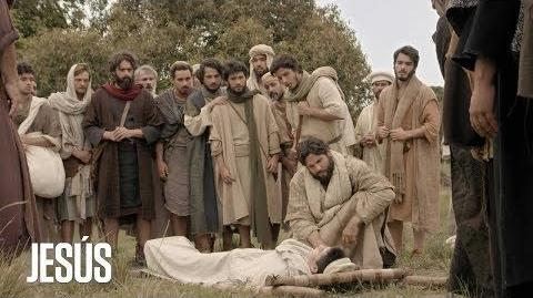 Jesús Jesús desafió la ley de Moisés al tocar a un muerto y resucitarlo