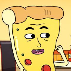 Pizza en <a href=