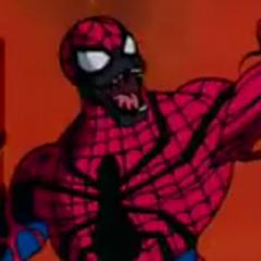 Spider-Man Simbiote también en <a href=