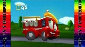 Tanda Comercial - NatGeo y Yo Argentina (Incompleto) + Intro Finley el bombero (Septiembre 2008)