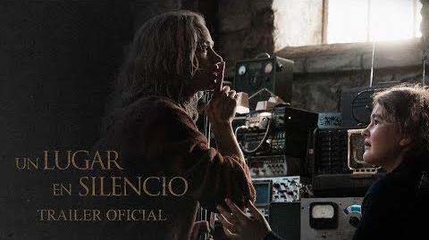 Un Lugar En Silencio - Tráiler oficial doblado al español - Paramount México - Estreno 5 de abril