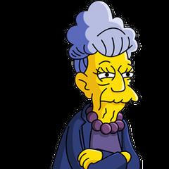 Agnes Skinner en <a href=