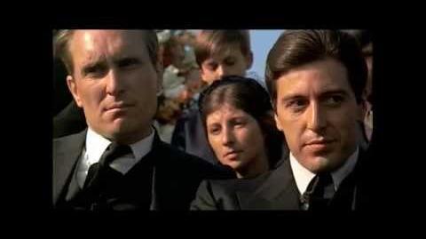 El Padrino - Venganza de Michael Corleone (Ajuste de cuentas) audio latino Full HD