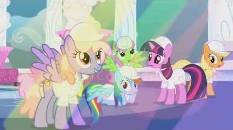 Episódicos 1x16 Rainbowshine