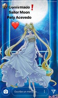Sailor Moon - Voz confirmada
