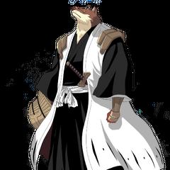 Sajin Komamura en <a href=