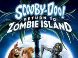 Scooby-Doo! y el regreso a la isla de los zombies