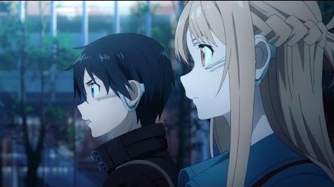 Sword Art Online - Ordinal Scale - Trailer Latino