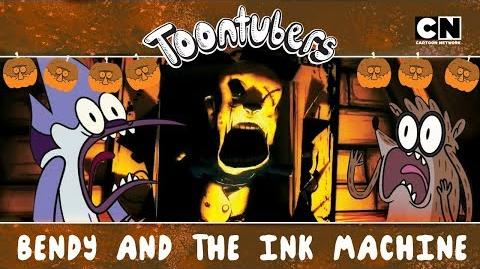 ¿Después de la escuela viene Bendy? Toontubers Cartoon Network