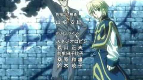 - HUNTER X HUNTER- G I FINAL - Ending Latino