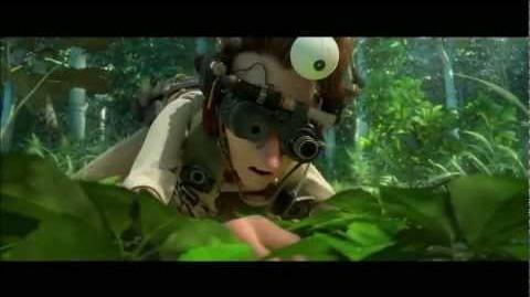 El Reino Secreto Trailer 2 Español Latino HD