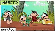 Insecto Mónica y sus amigos