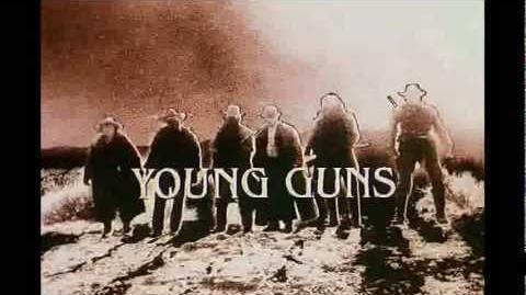 Jovenes Pistoleros ( Young Guns ) Audio Latino Parte 1