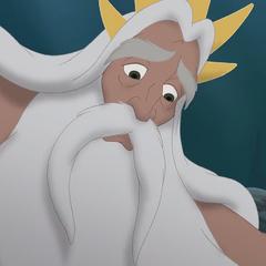Rey Tritón en <a href=