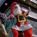 Santa en zancos HA2