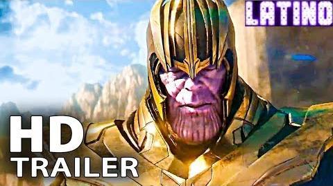 Avengers Infinity War (2018) – Tráiler Doblado Español Latino HD Oficial MARVEL