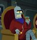 Bender fraternidad en la bestia con billones de brazos