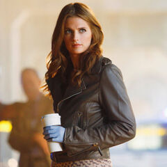 Det. Kate Beckett en <a href=
