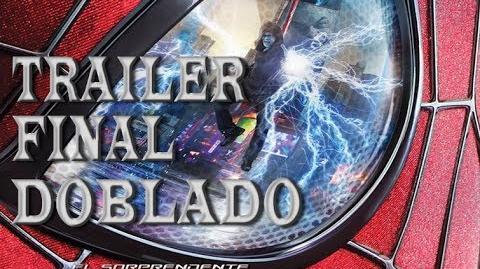El sorprendente Hombre Araña 2 La amenaza de Electro - Tráiler Final Doblado al Español Latino