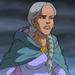 Gárgolas Lady Gruoch anciana