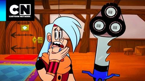 Magiespada Afeitadora Eléctrica Magiespadas Cartoon Network