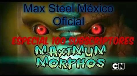 Max Steel Pelicula 3 Morphos al Límite 2 de 2 Audio Latino Especial 100 Subscriptores