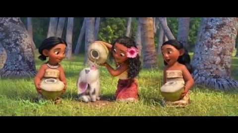 Moana Un mar de aventuras - Nuevo adelanto (Doblado al español)