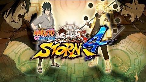 Naruto Ultimate Ninja Storm 4 Walkthrough (Español)