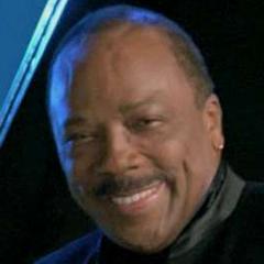 Quincy Jones en <a href=