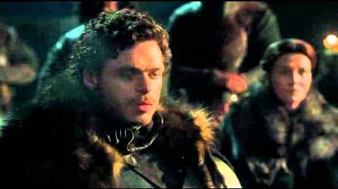 "Robb Stark es ""El Rey del Norte"" (Robb Stark is ""The King in the North"") LATINO"