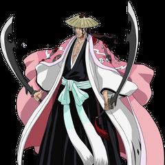 Shunsui Kyoraku en <a href=