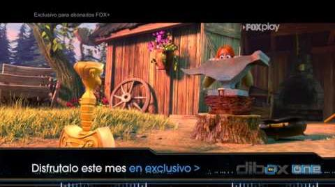 Trailer dibox One Thor Leyendas de Valhalla (FOX+)