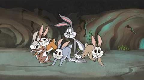 Wabbit Un conejo de verdad Boomerang