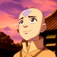 Aang en Avatar: La leyenda de Aang