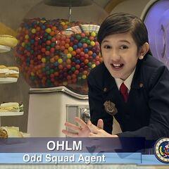 Agente Ohlm (<a class=