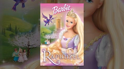 Barbie como Rapunzel (Doblada)