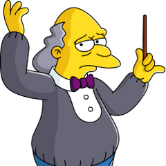 Es probablemente la voz mas conocida del Profesor Dewey Largo de <a href=