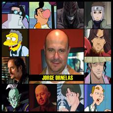 Jorge Ornelas - Doblaje23