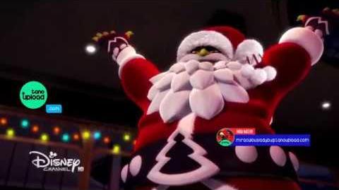 Miraculous Ladybug Especial de Navidad Que sea horrible tu Navidad Canción Español Latino