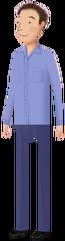 Mr. Pinkerton (Dad)