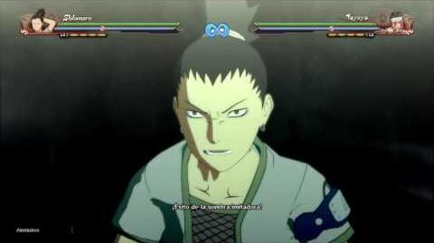 Naruto Shippuden Ultimate Ninja Storm 4 (Sin Música) Todos los Jutsus definitivos en español latino-1