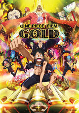 One Piece Gold: La película