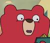 Oso Rojo-Boris-e-Rufus-